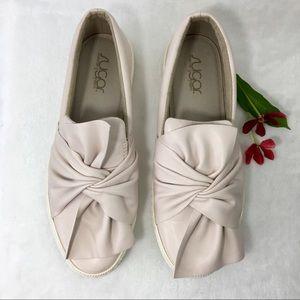 SUGAR Memory Foam Blush Pink Sneakers.  Size 9